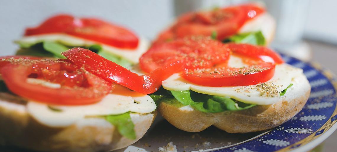 Zdrowe kanapki na śniadanie!