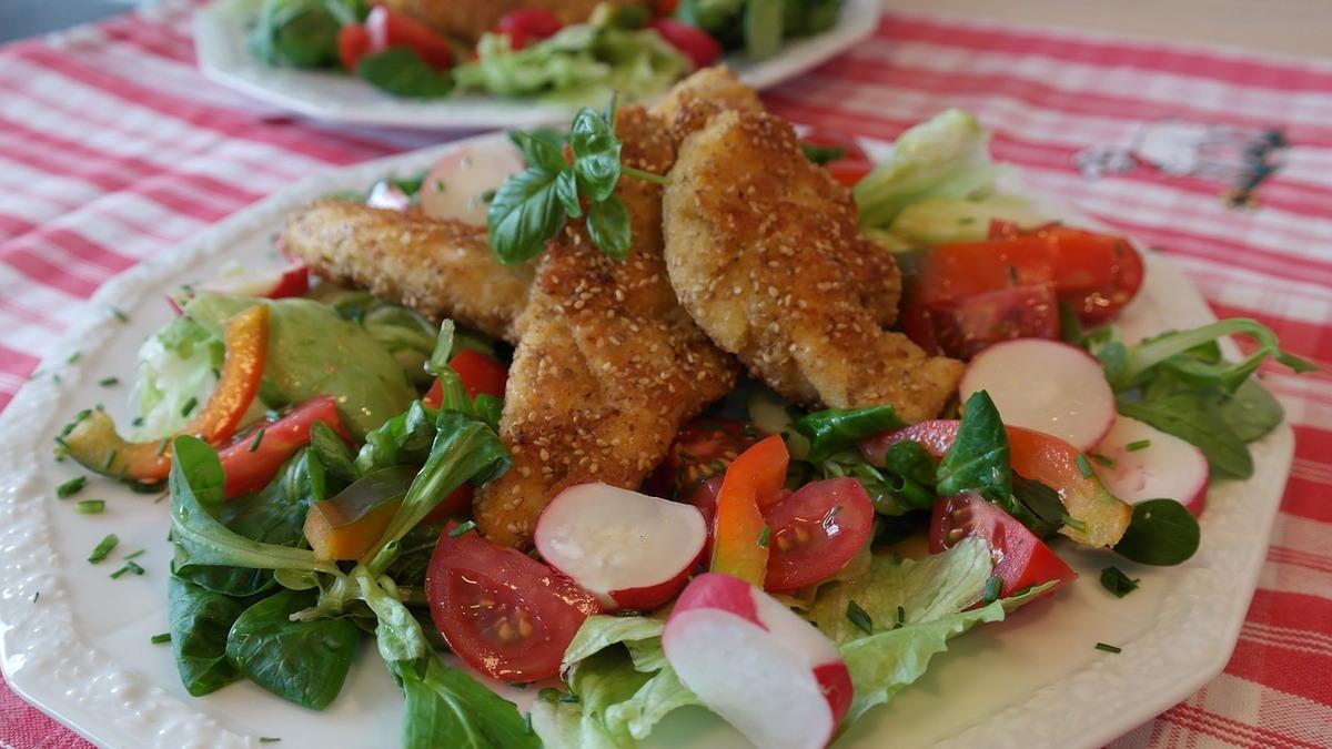 Jak przygotować kurczaka z warzywami?