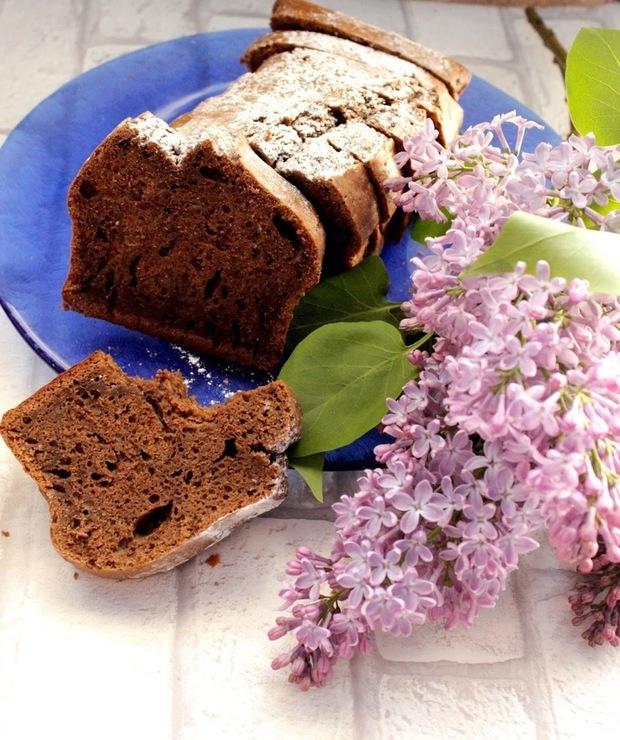 Kakaowe ciasto na mleku skondensowanym - Ucierane