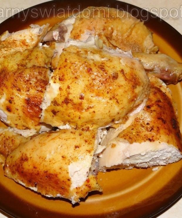 Kurczak w piwie - Na gorąco
