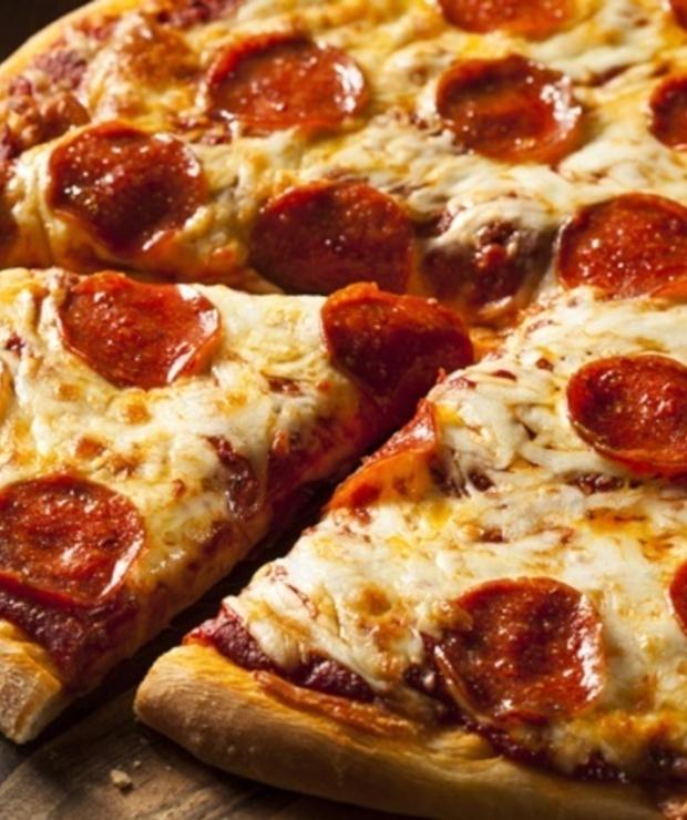 Domowa Pizza - Na gorąco
