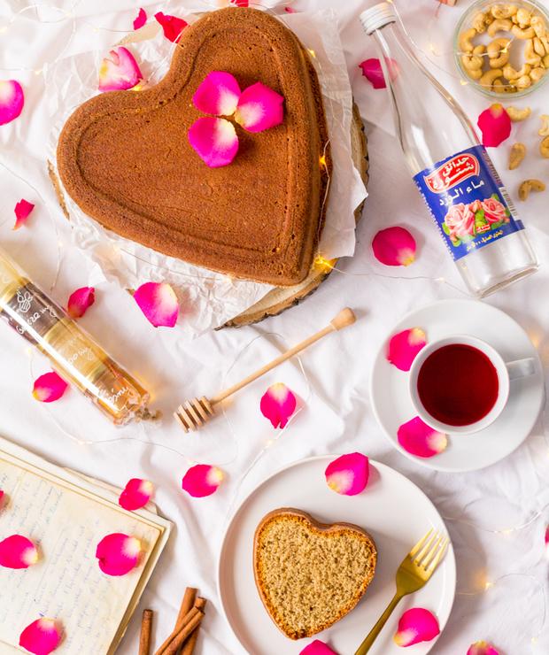 Love Cake - ciasto miłości ze Sri Lanki - Ucierane