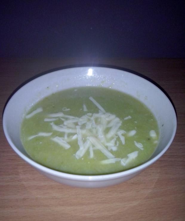 Zupa krem z pora - Kremy