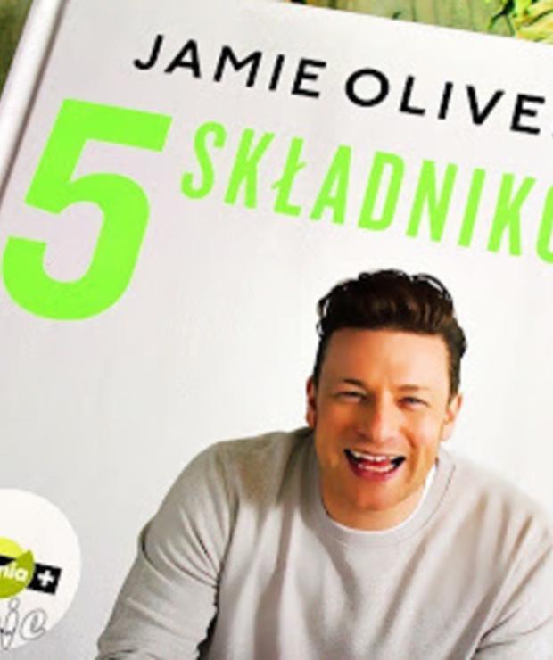 5 składników. Gotuj szybki i łatwo  - recenzja książki Jamiego Olivera - Produkty