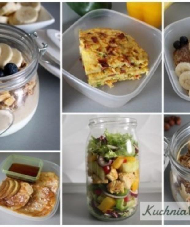 Drugie śniadanie – zdrowe przepisy na cały tydzień - Inne