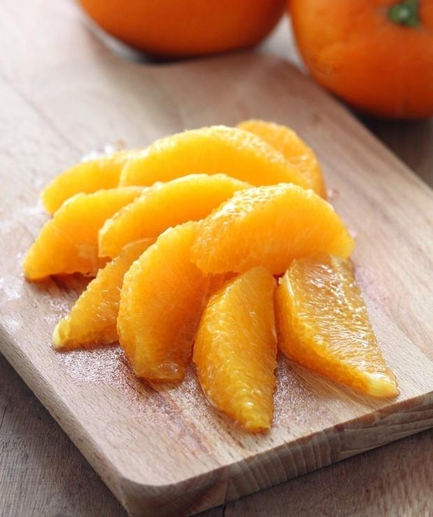 Jak filetować pomarańczę? - Owocowe