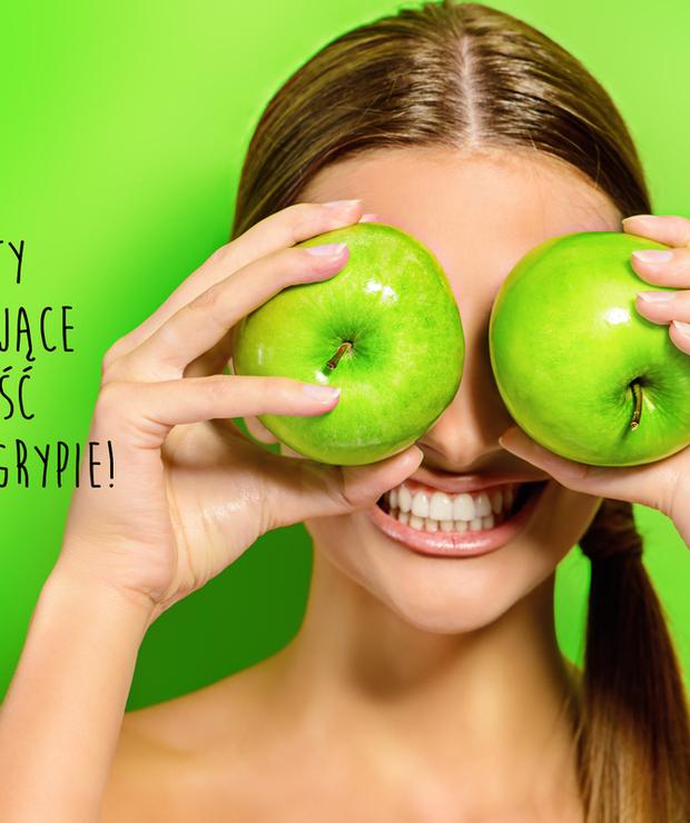 Produkty które wzmocnią Twoją odporność. Nie daj się grypie! - Inne