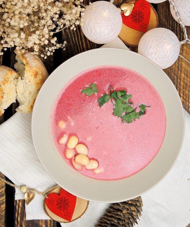 Jasznik – zupa na zakwasie buraczanym - Warzywa