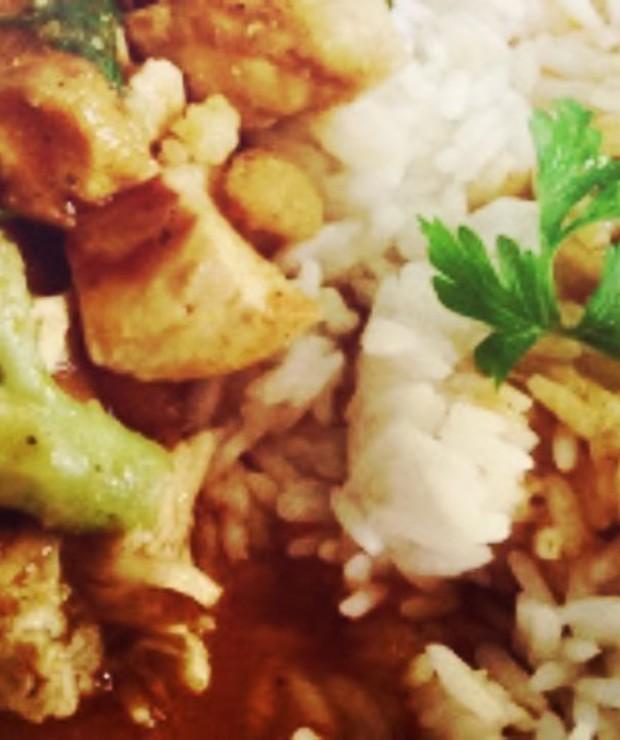 miks obiadowy - Dania z ryżu i kaszy