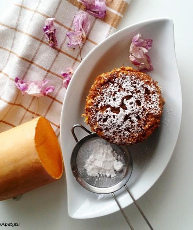 Pumpkin spice pancakes - Placki i placuszki