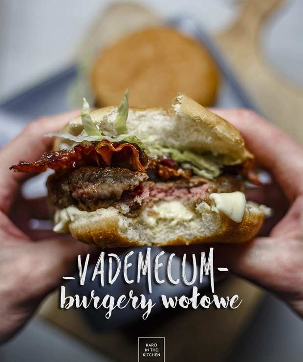 VADEMECUM Burgery wołowe – jakie mięso wybrać, jak je zmielić i jak uformować burgery? - Potrawy