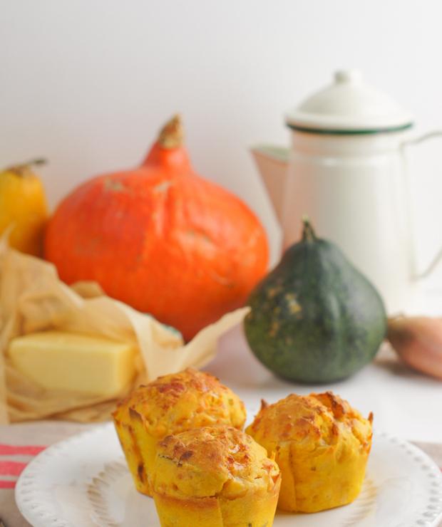 Dyniowe muffiny z cheddarem - Inne