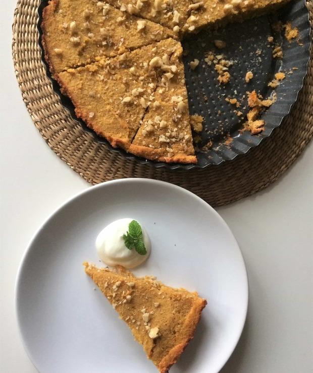Ciasto dyniowe z mąką kokosową - Inne
