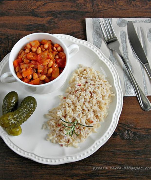 Potrawka z soi (wegetariańska) - Inne