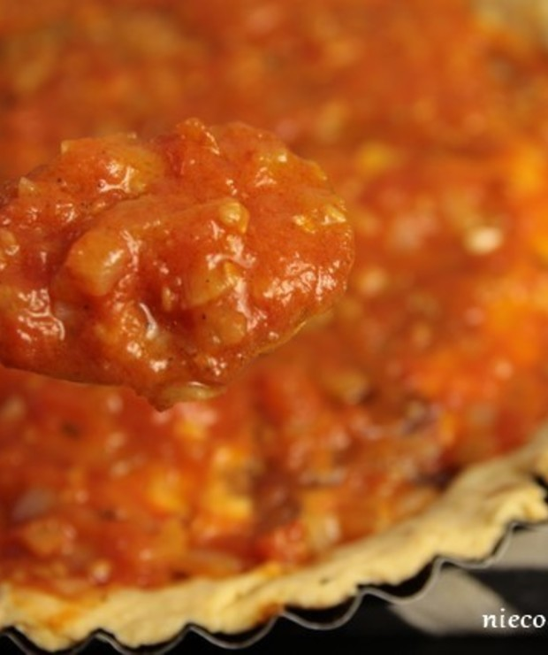 Sos pomidorowy do pizzy - Pizza i calzone