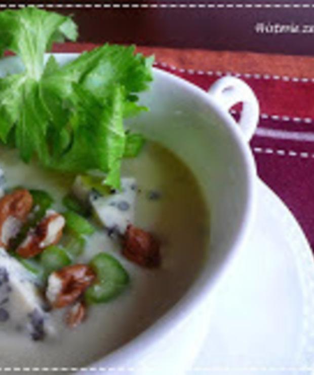Zupa krem z selera - Kremy