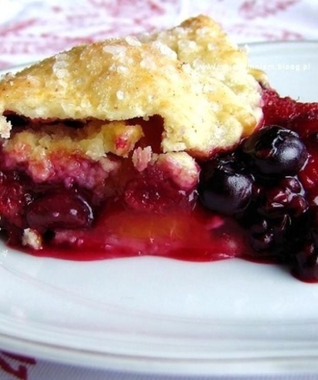 crostata – kruche ciasto z owocami… - Kruche