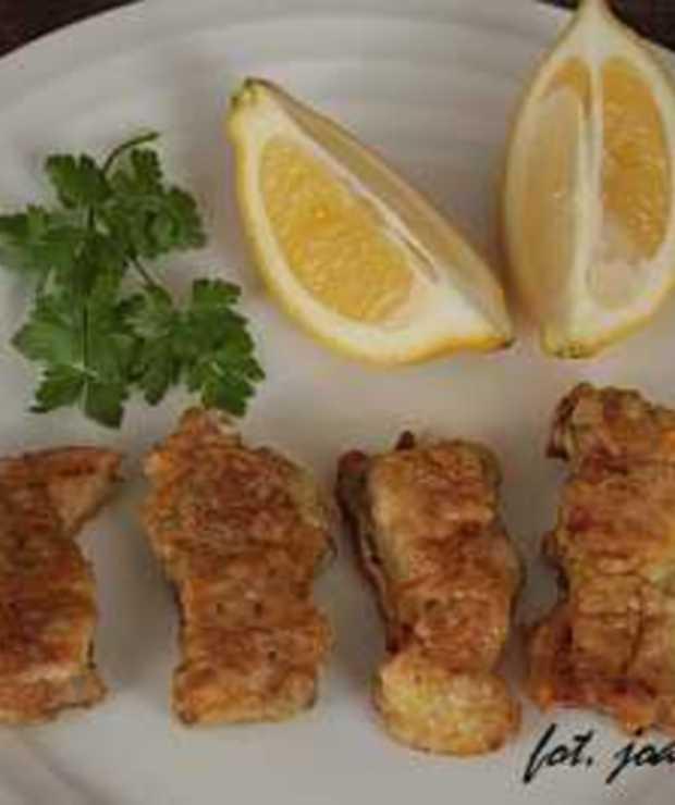 paluszki z morszczuka w cieście - Makrela