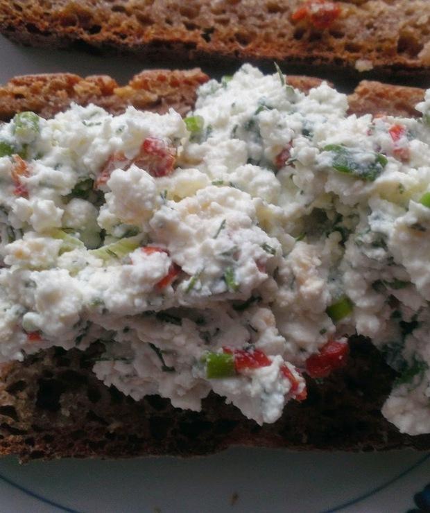 Serek śniadaniowy - Pasty do chleba