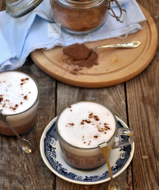 Domowa mieszanka kakao  - Gorące