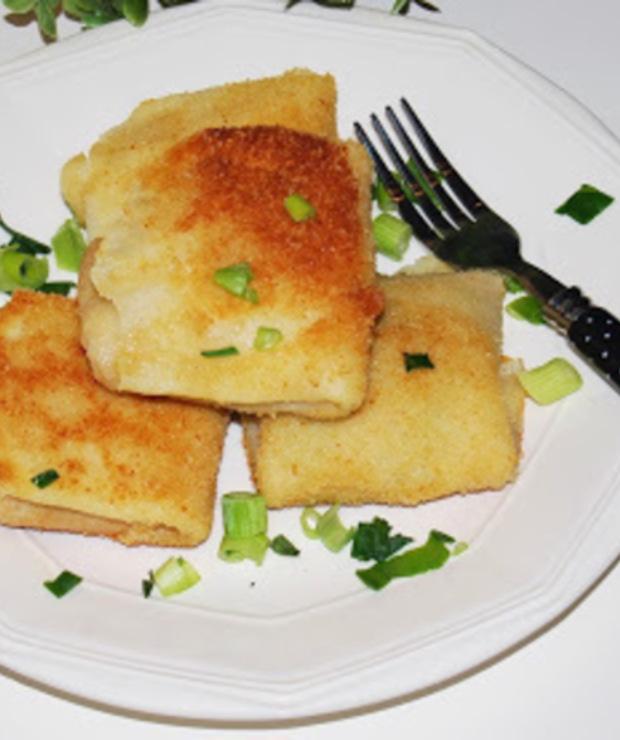 Krokiety z makrelą wędzoną - Na gorąco