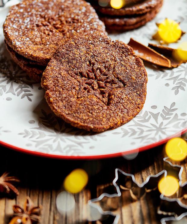 Ciasteczka jaglane - Przystawki i przekąski