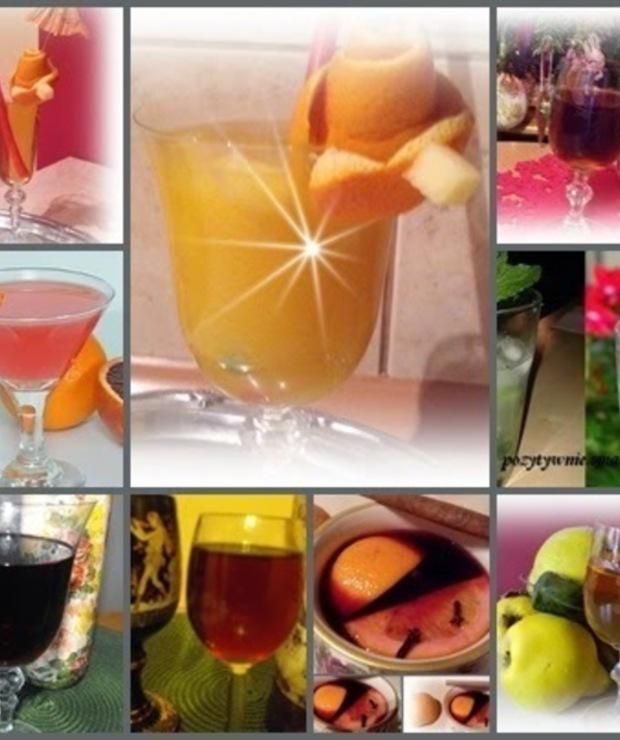 Drinki na Sylwestra - Na zimno