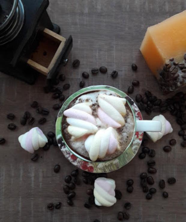 Kawa lavazza marshallow - Gorące