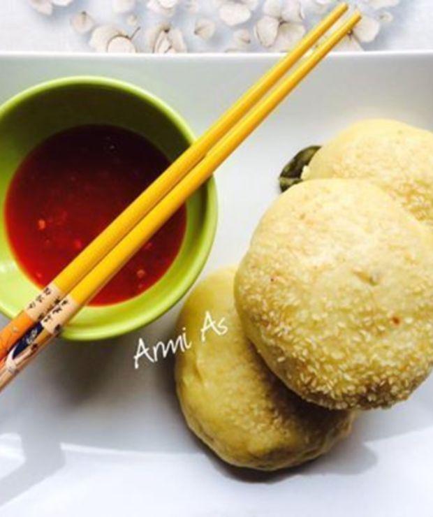 Baozi- puszyste chińskie bułeczki gotowane na parze - Mączne