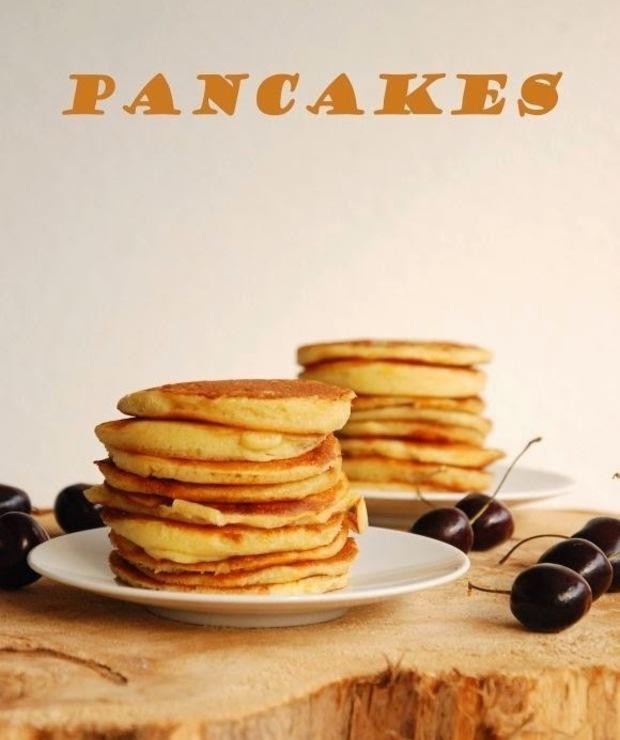 Pancakes - Placki i placuszki