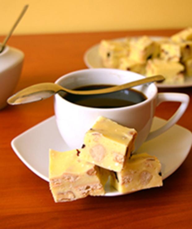Blok czekoladowy, czyli domowa czekolada - Ciastka