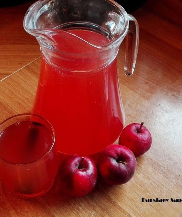 Bezalkoholowy cydr jabłkowy - Gorące