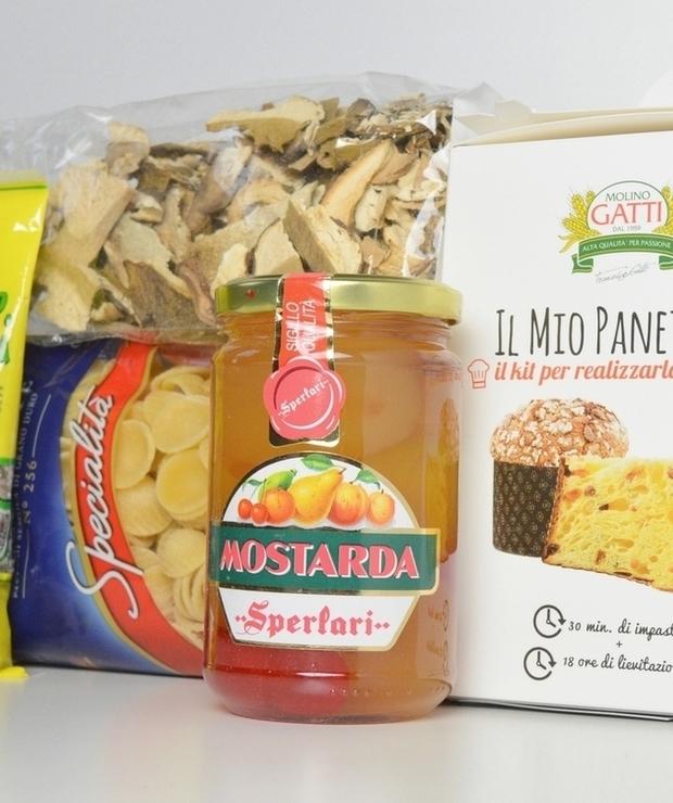 Włochy #2 - Produkty
