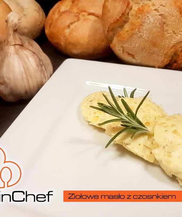Ziołowe masło / masło czosnkowe - Chleby