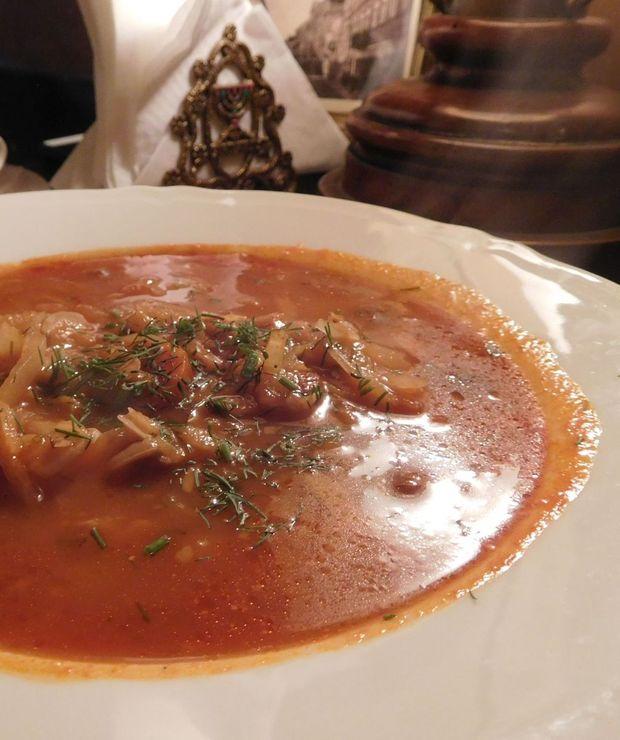 Mandragora - Legenda żydowskiej kuchni - Lokale gastronomiczne