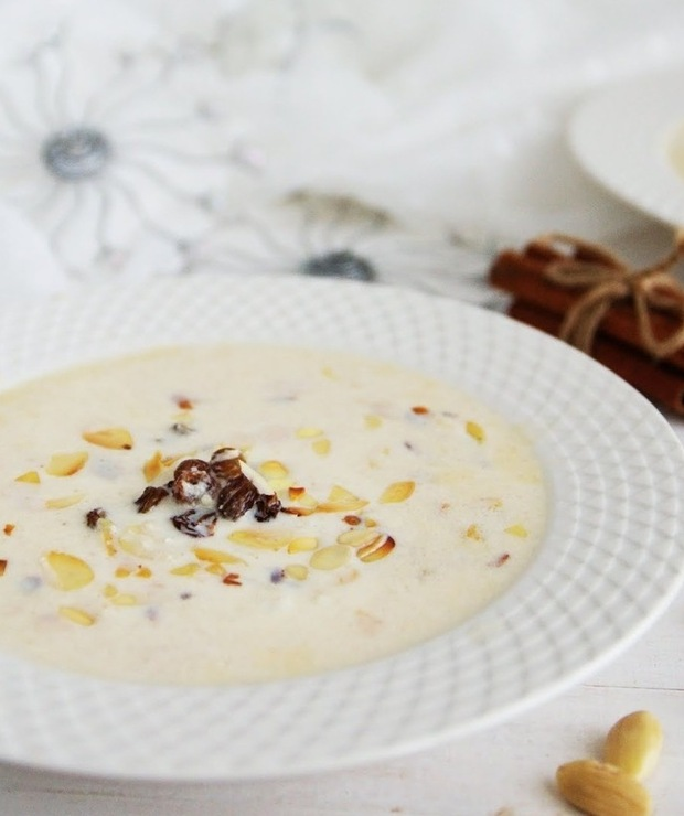 Wigilijna zupa migdałowa - Inne