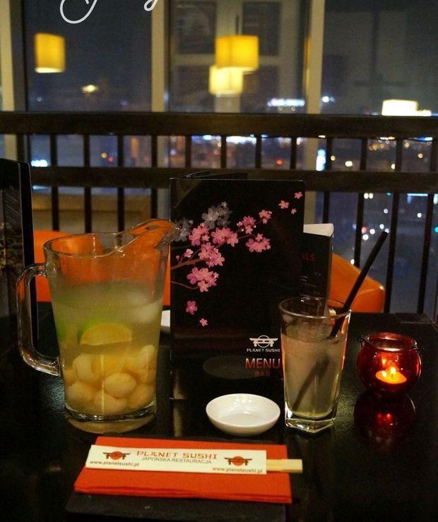 Planet Sushi i rameny w nowym menu - Lokale gastronomiczne