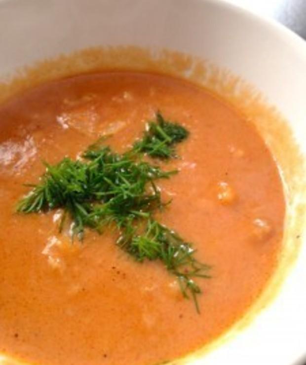 Smak Afryki – Rozgrzewająca Zupa z Masłem Orzechowym - Z warzywami