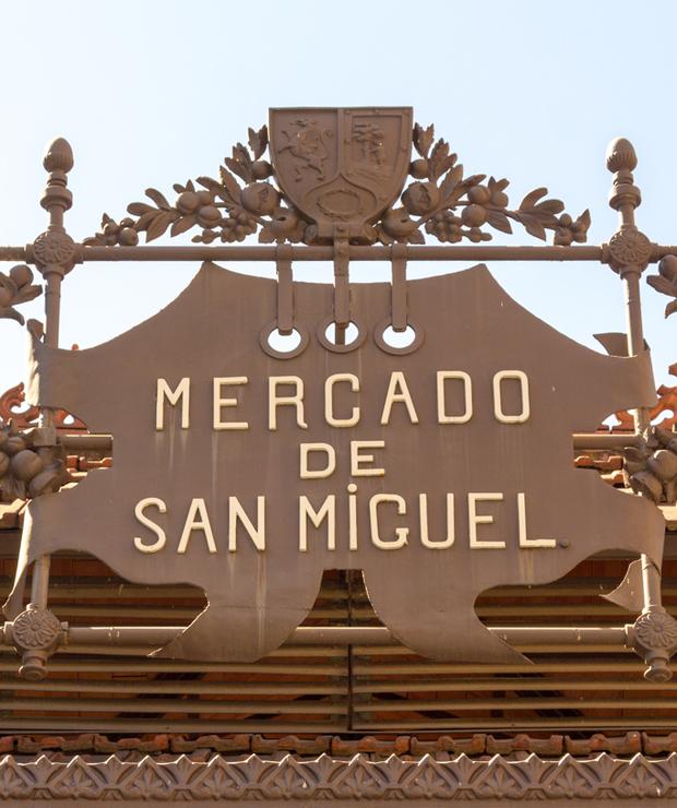 Targi świata: Mercado de San Miguel w Madrycie - Sklepy