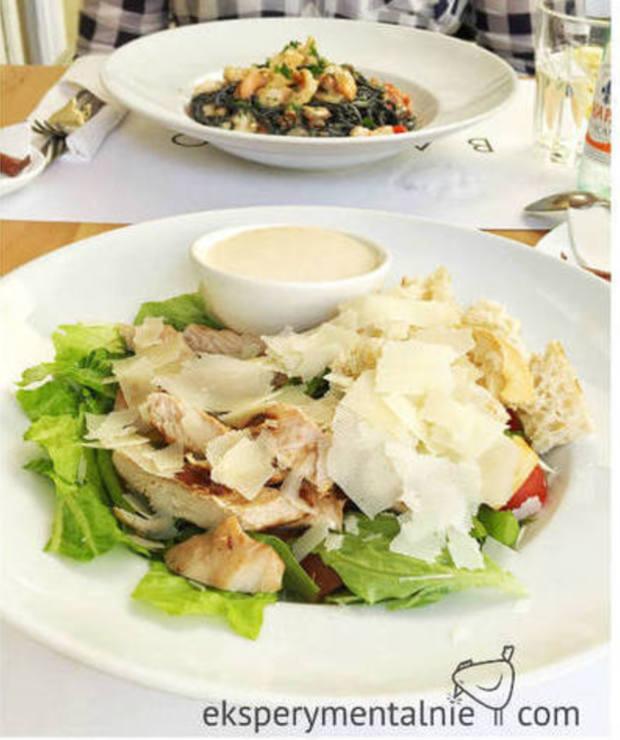 Gdzie zjeść obiad w Warszawie – Restauracja Basico w centrum Warszawy - Lokale gastronomiczne