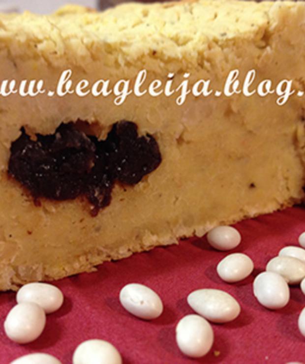 Wege-Pasztet z fasoli białej z suszoną śliwką - Pasty do chleba