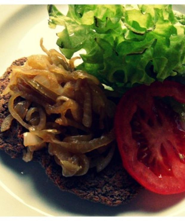 Jesteś na diecie, a może nie jesteś, to wersja hamburgera dla każdego. - Jarskie