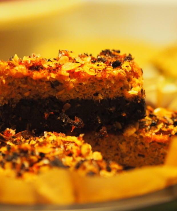 Warzywne ciasto kakaowo-kokosowe - Inne