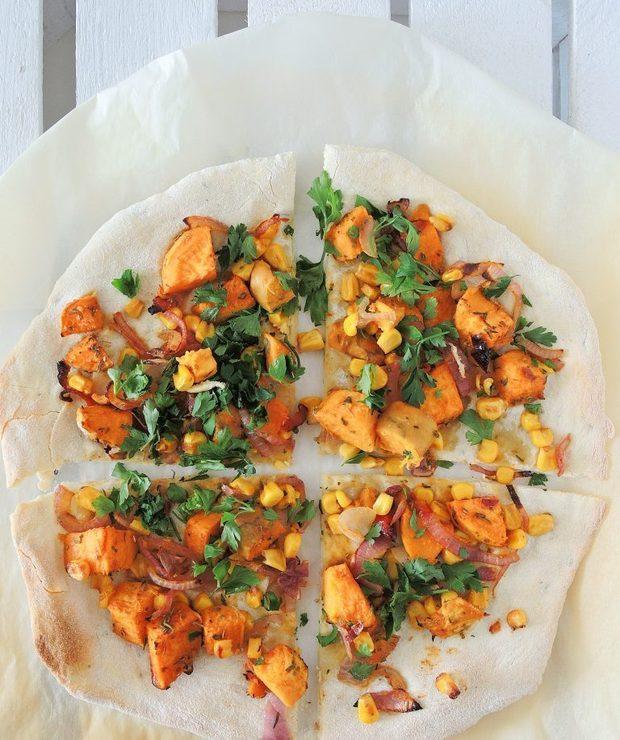Pizza z batatem - Pizza i calzone