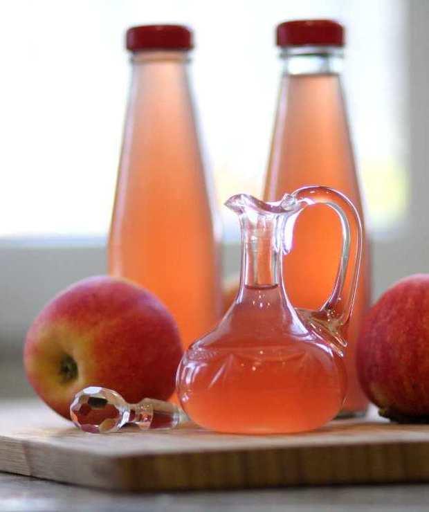 Domowy ocet jabłkowy - Owocowe