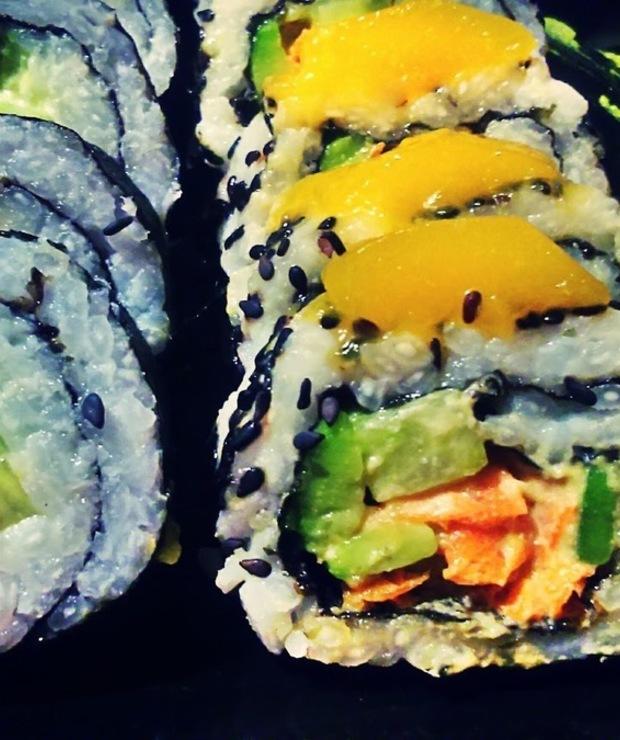 Sushi - Na zimno