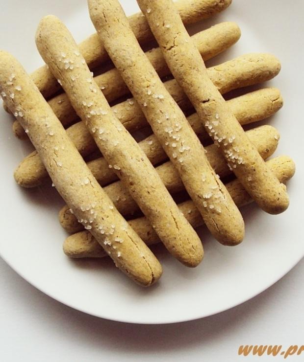 Paluchy z mąką z prosa afrykańskiego i z sorgo na proszku do pieczenia ( bez glutenu i drożdży ) - Bezglutenowe