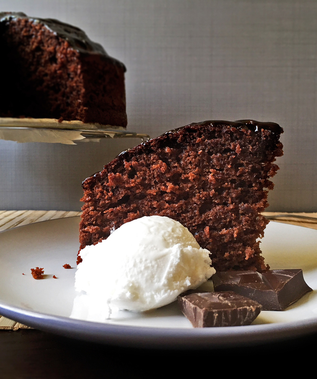 Najlepsze ciasto czekoladowe na świecie - Biszkopty