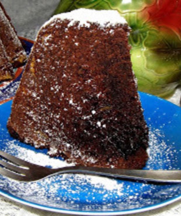 najsmaczniejsza babka kakaowa z chałwą... - Babki