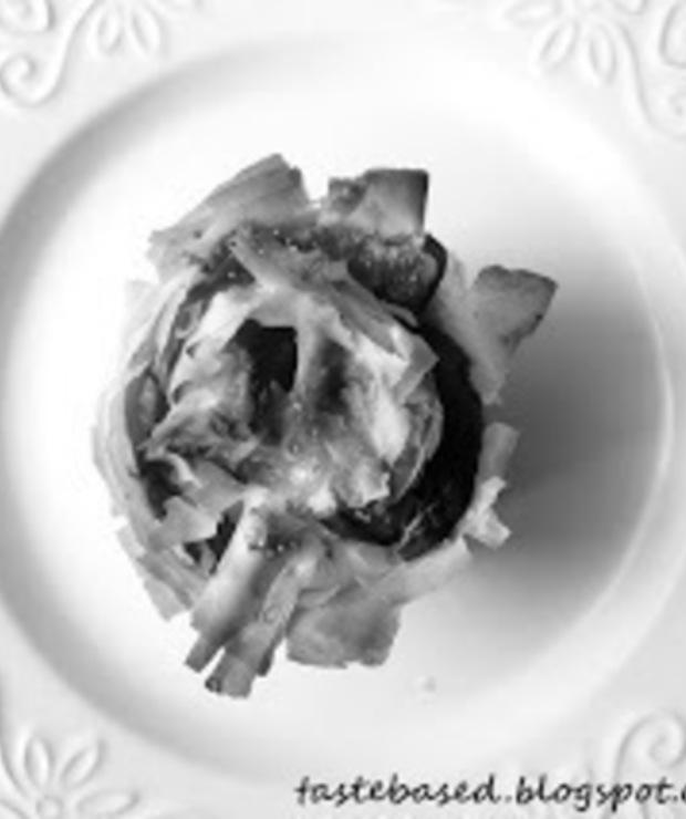 Kwiatki figowe - Muffiny i babeczki